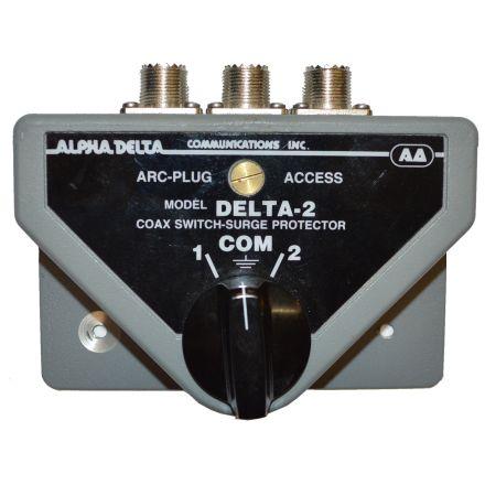 Alpha Delta 2B Coaxial Switch