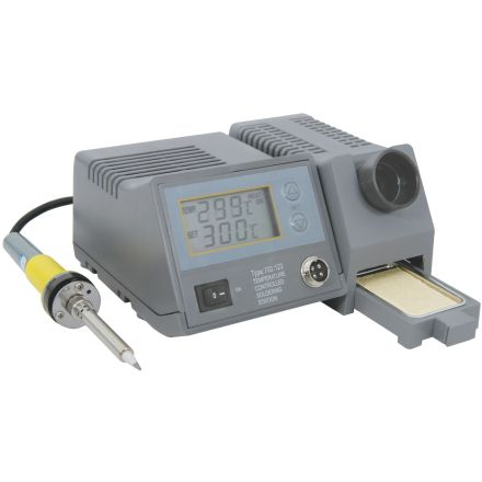 DS-C - Advanced Digital Solder Iron With Display