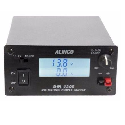 ALINCO DM-430E (25 AMP) SWITCH MODE POWER SUPPLY