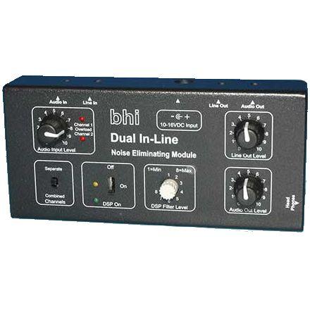 BHI Dual In-Line Noise Cancelling Unit