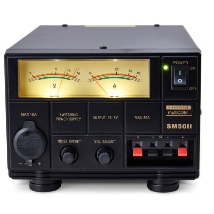 SHARMAN SM-50II (50 AMP) SWITCH MODE POWER SUPPLY