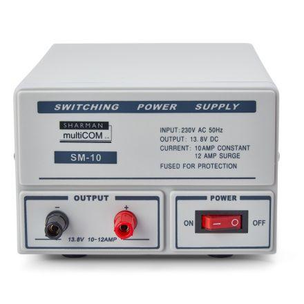 SHARMAN SM-10 (10-12 AMP) SWITCH MODE POWER SUPPLY