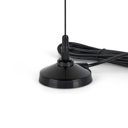 Taxi Mag Antenna (with BNC plug) (136MHz-180MHz)