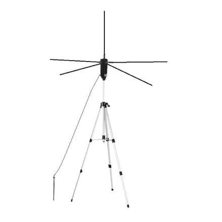 Alpha Antenna 10 - 80M Alpha DX Emcomm Antenna For Portable HF