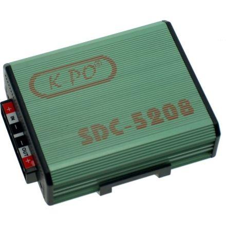 K-PO SDC 5208 (7-12 AMP) (24-12V REDUCER)