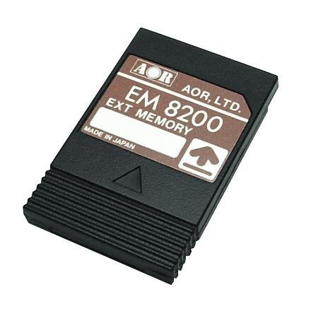 AOR EM-8200 External Memory Card