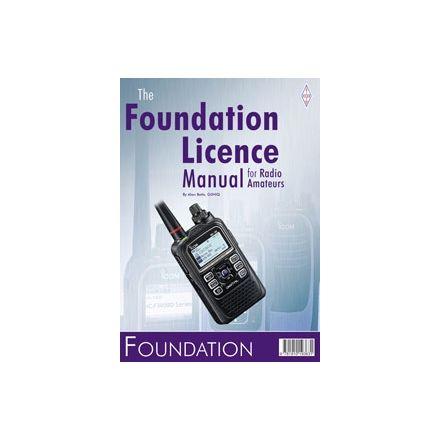 Foundation Licence Manual