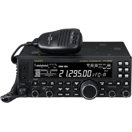 DISCONTINUED Yaesu FT-450D Base Transceiver