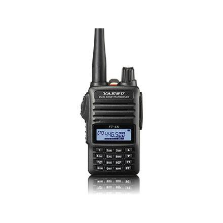 Yaesu FT-4XE Dual band handheld transceiver