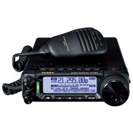 Yaesu FT-891 HF/6M 100W All Mode Transceiver