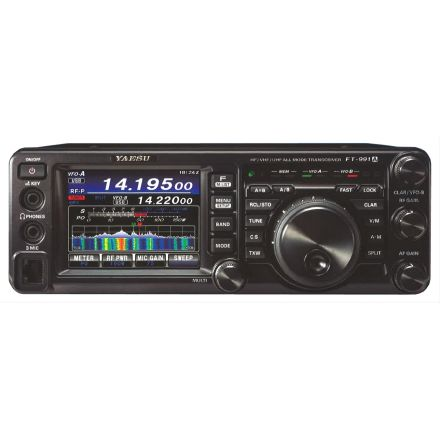 Yaesu FT-991A Bundle AM FM USB LSB CW and C4FM Field Gear Transceiver