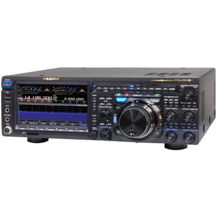 Yaesu FTDX101D HF/50/70MHz Transceiver  With Cashback