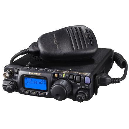 Yaesu FT-818ND  (HF/VHF/UHF) Multi mode Transceiver