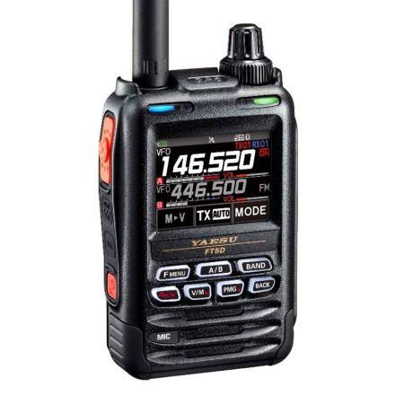 Yaesu FT-5DE - 5W C4FM/FM 144/430MHz Dual Band Digital Transceiver