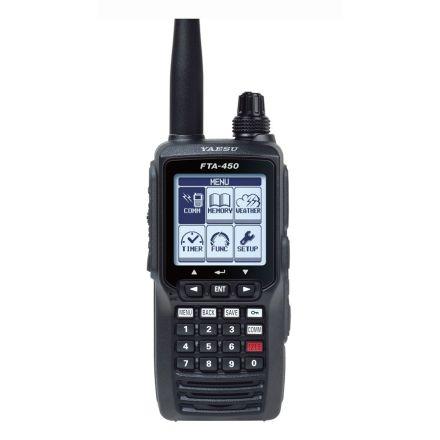 Yaesu FTA-450L Airband Transceiver