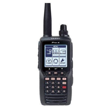 Yaesu FTA-550AA Battery Version Airband Transceiver