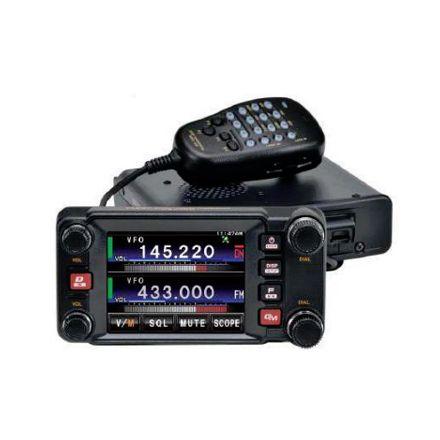 Yaesu FTM-400XDR/DE Digital Dual Band C4FM/FM Mobile