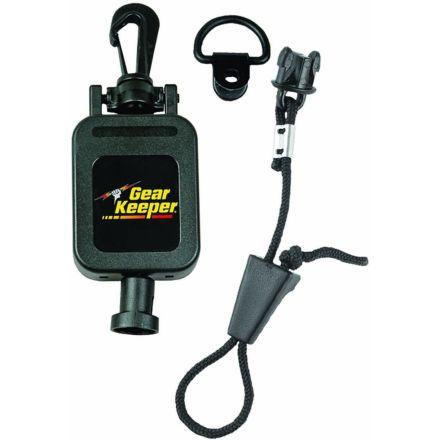 GEARKEEPER RT4-4112 STANDARD CB MIC KEEPER - BLACK