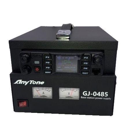ANYTONE GJ-0485 (10 AMP) POWER SUPPLY FOR D578UV