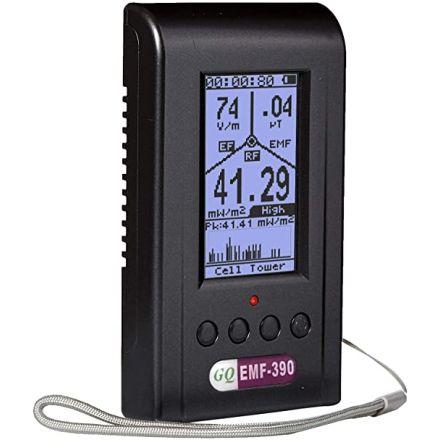 GQ Electronics EMF-390 Multi Function EMF Meter