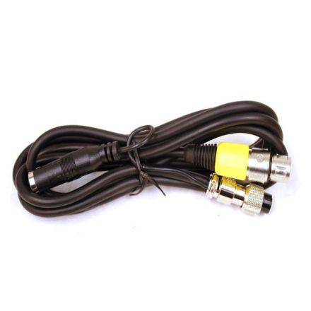 Heil CC-1-Y8 - Cable For 4PIN Mics & Yaesu 8PIN Round