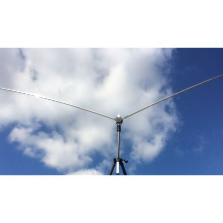 Alpha Antenna HEXTENNA™ UHF/VHF/HF