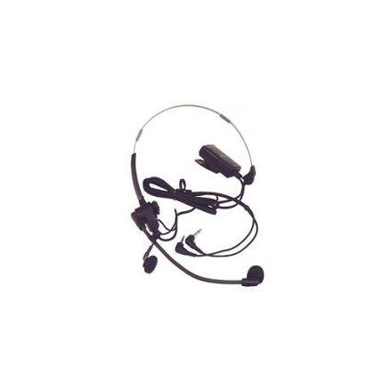 Icom HS-85 - Headset Lightweight inc VOX/TOT/PTT.