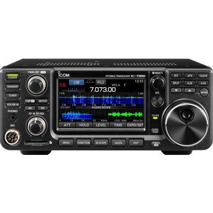 SOLD! B Grade Icom IC-7300 HF/50/70MHz Transceiver