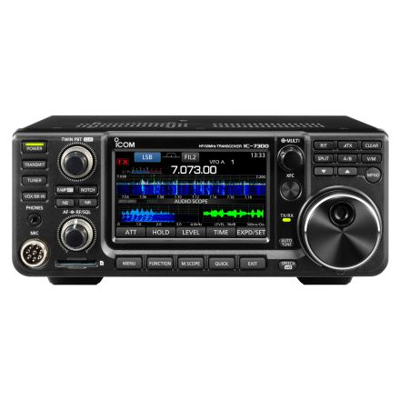 Used Icom IC-7300 HF/50/70MHz Base Transceiver With 12 months warranty