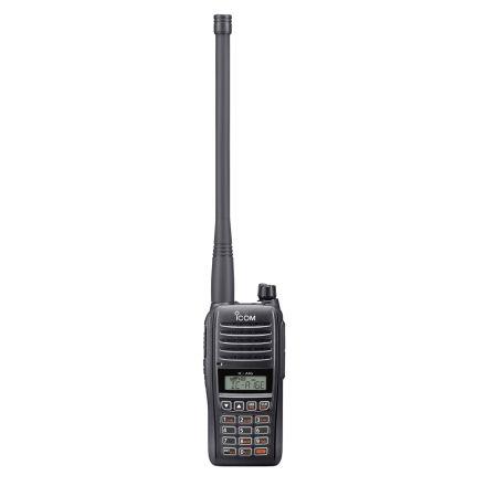 ICOM IC-A16E 8.33/25 kHz Ground to Air Support Radio