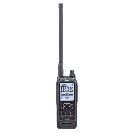ICOM IC-A25CE (PRO PACK) 8.33kHz/25kHz VHF COM Airband Radio