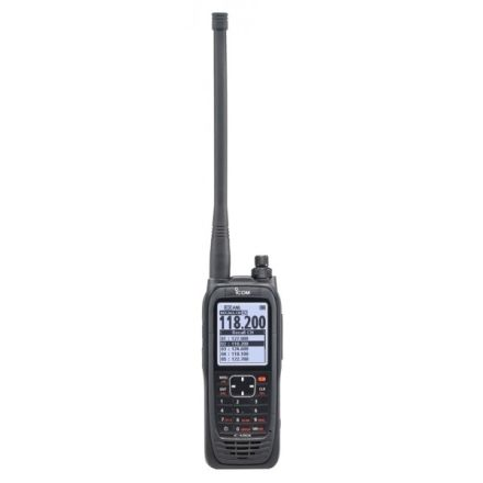 ICOM IC-A25CE (SPORTS PACK) 8.33kHz/25kHz VHF COM Airband Radio