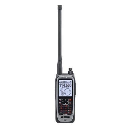 ICOM IC-A25NE (SPORTS PACK) 8.33kHz/25kHz VHF COM/NAV Airband Radio