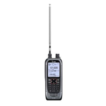 Icom IC-R30 Professional Wideband Receiver 0.1-3.3GHz