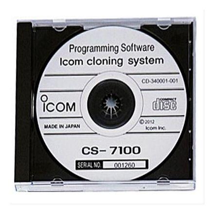 Icom CS-7100 Programming Software