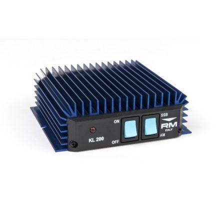 RM KL200 25-30MHz 100/200W Linear Amplifier