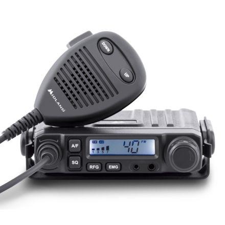 B Grade Midland M-Mini Multi CB Radio
