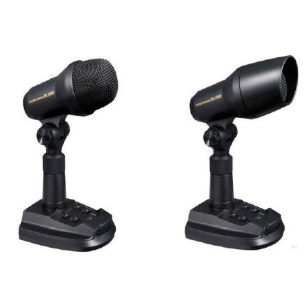 Yaesu M-100 Dual Element Microphone