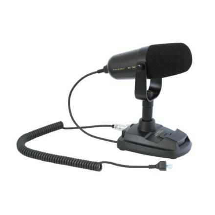 Yaesu M-90D - Desktop Dynamic Microphone