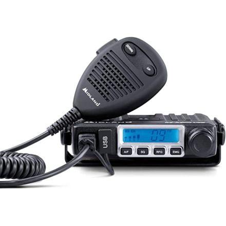 Midland M-Mini USB Multi CB Radio