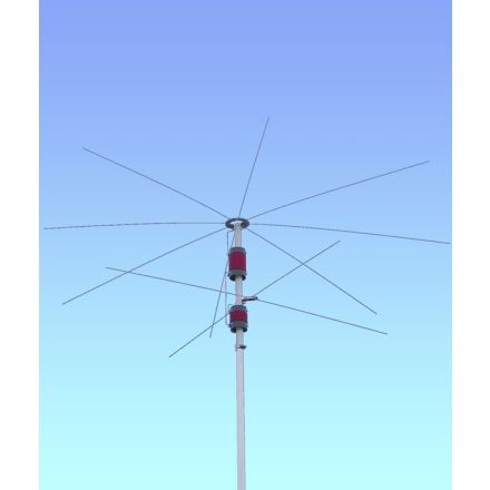 Cushcraft MA8040V 80 & 40M Lightweight Vertical