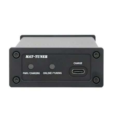 mAT-705 Plus Automatic Tuner Built For the Icom IC-705 Transceiver