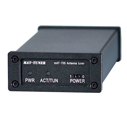DISCONTINUED mAT-705 Automatic Tuner built For the Icom IC-705 Transceiver