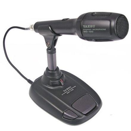 DISCONTINUED Yaesu MD-100A8X - Desktop Microphone