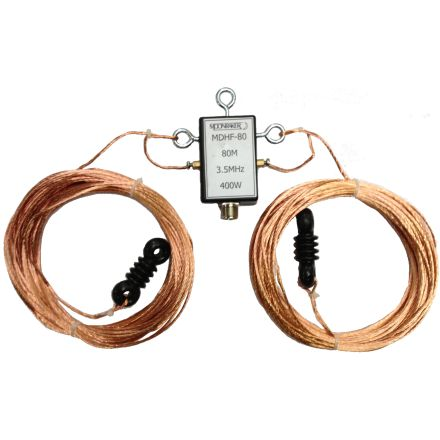 MDHF-80 3.5MHz Mono Band Dipole Antenna