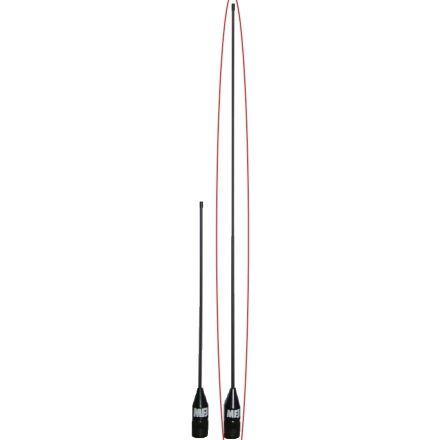 MFJ-1715S* - Dual Band SuperFlex Thin duck-SMA