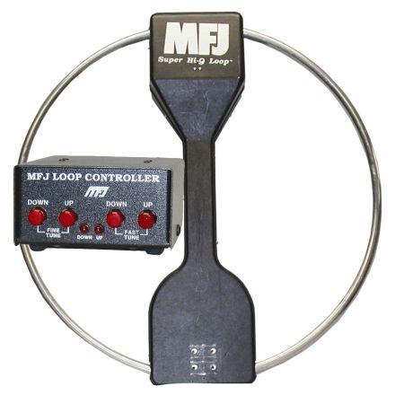 MFJ-1782X - 10-30 MHz Hi-Q Loop/Standard