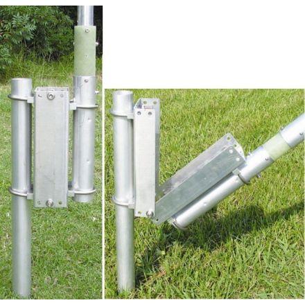 MFJ-1903 - Universal Tilt Base for  Vertical Antenna