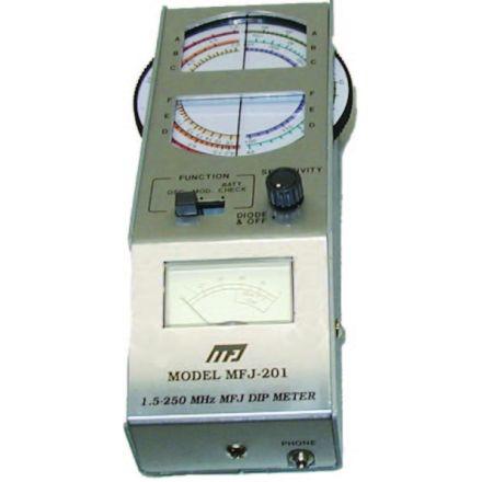 MFJ-201* - 1.5-250 MHz Dip Meter