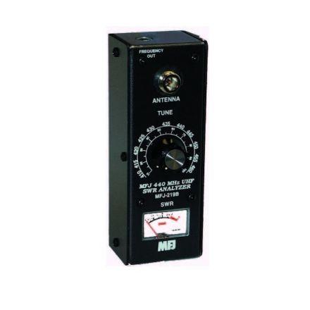 DISCONTINUED MFJ-219B - 270-480 MHz UHF SWRAnalyzer